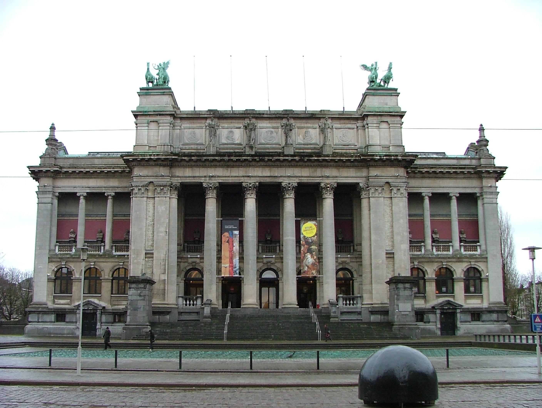 Marble In Antwerpen : Tondat kmsk antwerp